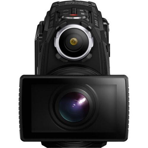 0lympus TG-Tracker Camera - Black