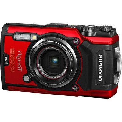 Olympus Tough TG-5 Shockproof Wifi Video