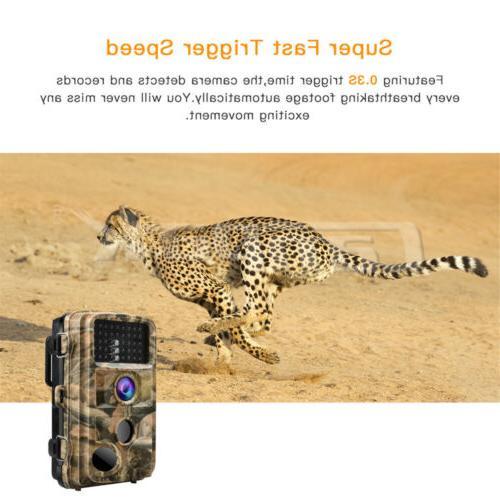 Campark Camera 16M