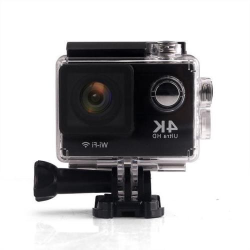 Ultra Full HD 1080P Waterproof WiFi Action Camcorder Go Pro