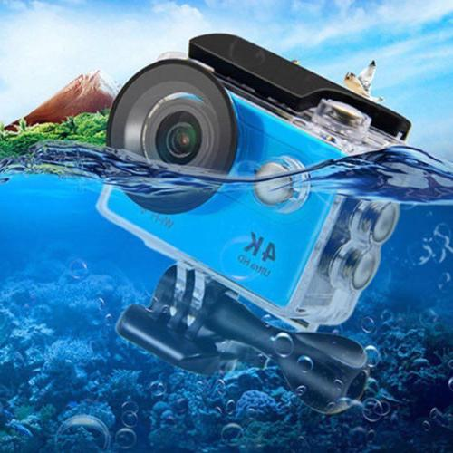 Ultra 4K 1080P Waterproof Camera WiFi Action Go