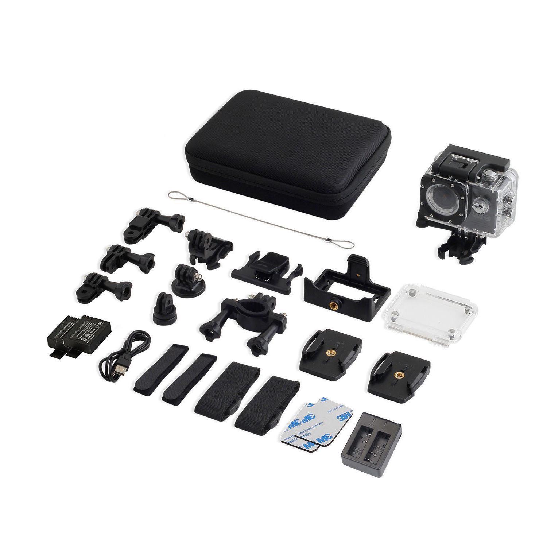 Ultra DV Action Camera &Accessories