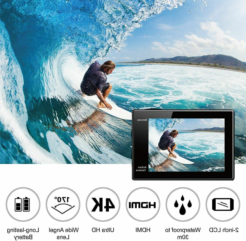 Ultra DV WiFi &Accessories Kit+Go