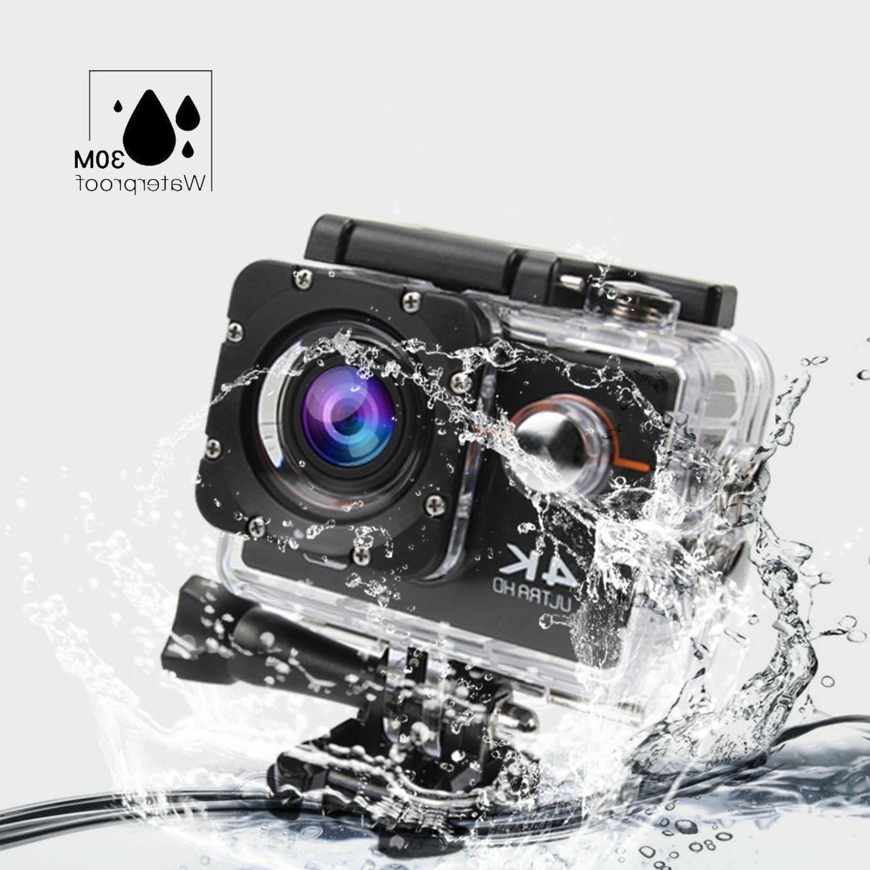Ultra Waterproof Sport DV Action