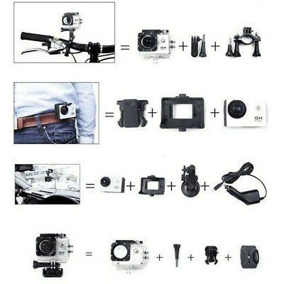 HD Waterproof Camera Wifi 1080P Ultra DVR Cam