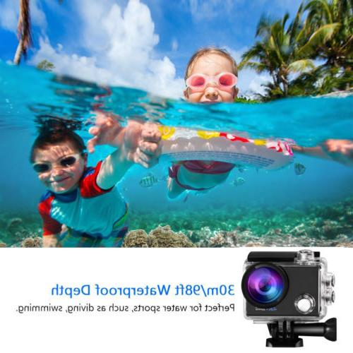 Ultra HD Sports Action Camera DV /Selfie Gift