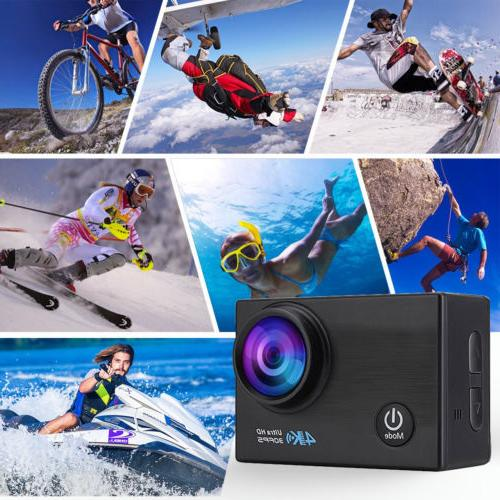 Ultra HD WIFI Sports Action Camera DV Gift