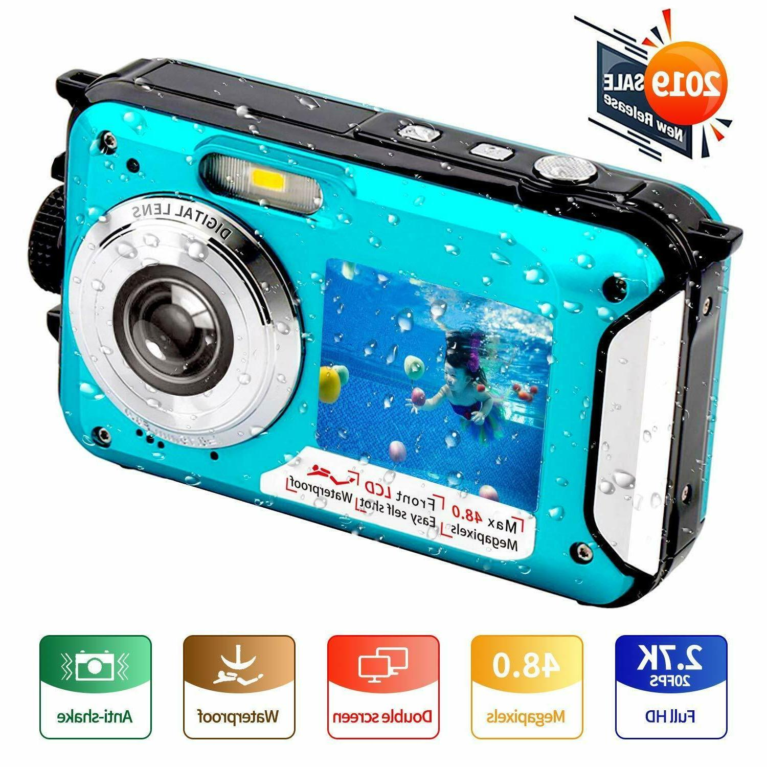 Underwater Camera Camera Screen