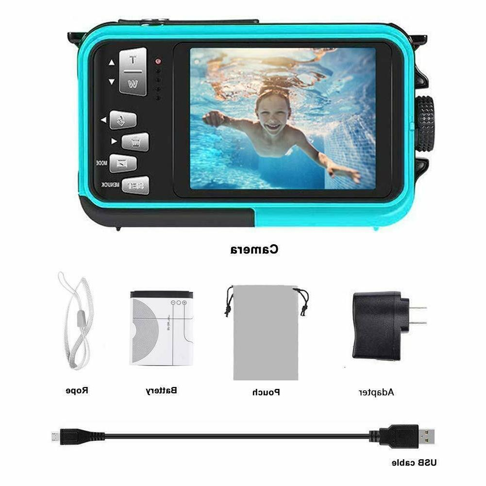 48 MP Waterproof Camera