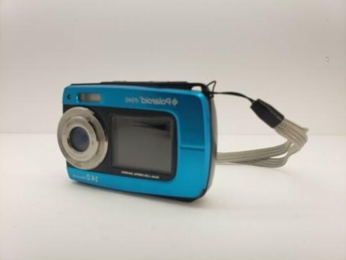 Polaroid underwater digital waterproof feet dual screen 14MP