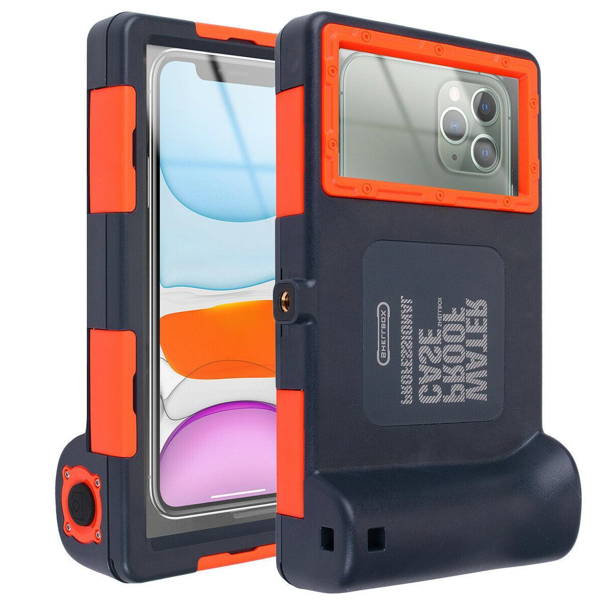Universal Waterproof Case Underwater Camera iPhone 11