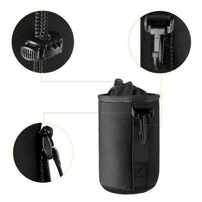 us waterproof camera lens bag padded pouch