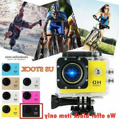 Sport Camera Helmet Cam Waterproof HD
