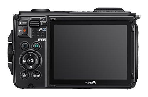 """Nikon Waterproof Underwater LCD, 3"""","""