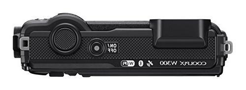 "Nikon Digital Camera with LCD, 3"", Black"