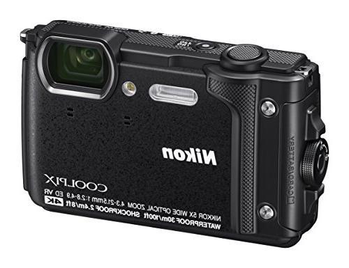 Nikon Digital Camera with LCD, Black
