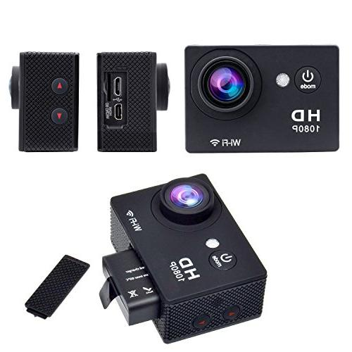 Yuntab 170 inch Car Bike Action Camera