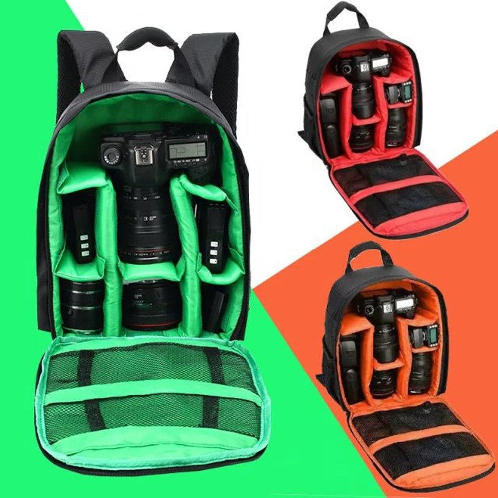 waterproof camera backpack bag case for dslr