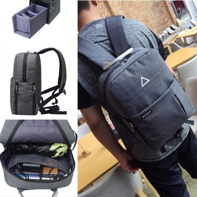 waterproof camera backpack bag padded case