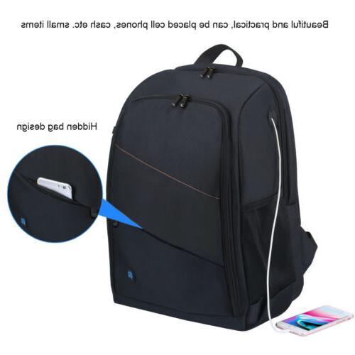 Waterproof Shoulder Bag Photography DSLR Canon