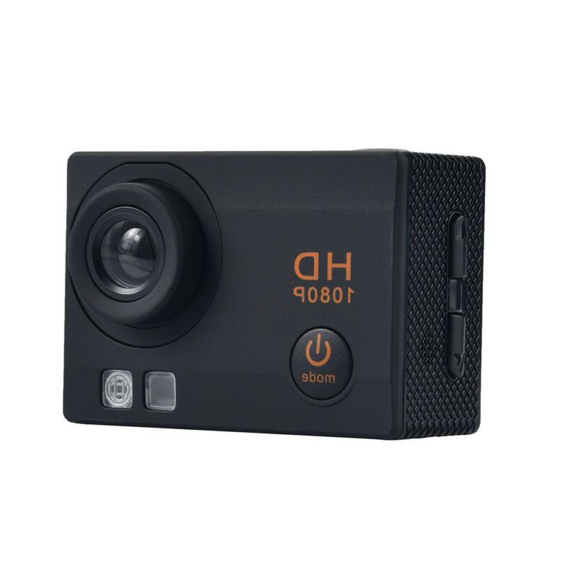 Waterproof Camera Sport Action DVR Cam DV Camcorder BK USA