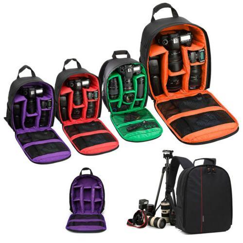 Waterproof Digital Camera Backpack Bag