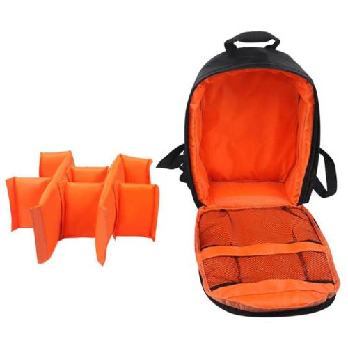 Waterproof Backpack Shoulder for Canon Sony