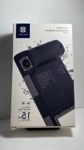 waterproof diving case 49ft underwater camera cover