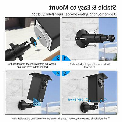 Waterproof Wyze Pan Security Protective Case Wall Mount