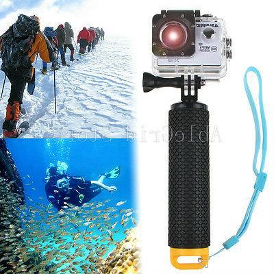 Waterproof Handle Mount Float GoPro