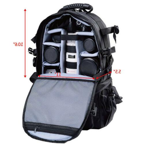 Waterproof Large Bag for Lens EOS Nikon