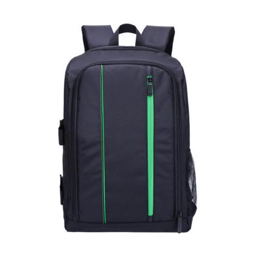 waterproof large dslr camera backpack padded slr