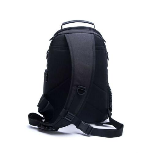 Waterproof Nylon Camera Backpack Bag for Nikon DSLR