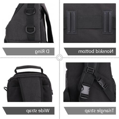 Waterproof Sling Backpack for Nikon DSLR