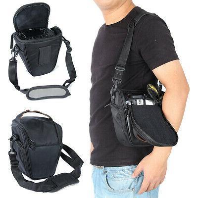 Waterproof SLR DSLR Camera Case Shoulder Bag Backpack fits f
