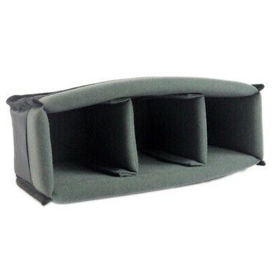 waterproof partition padded camera bag dslr insert