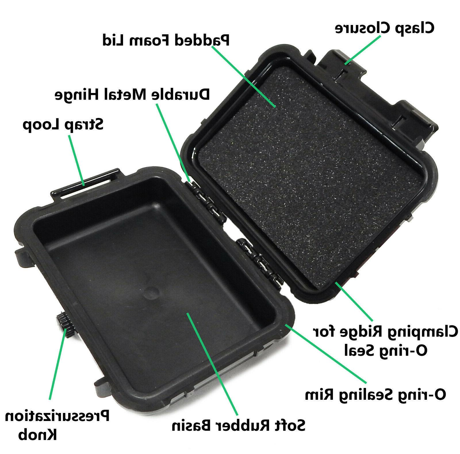 Waterproof Point Camera Case TECH to 6.0""