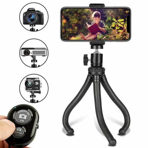 Portable Waterproof Stand Tripod Mount Holder For DSLR Camer