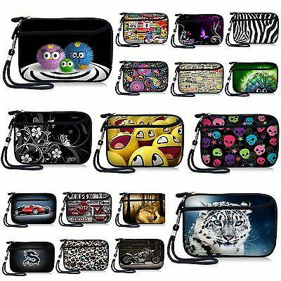 Waterproof Protection Wallet Carry Case Pouch Bag for Sony C