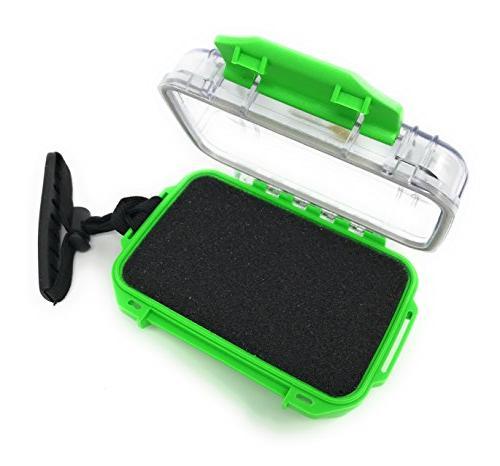 waterproof sd memory card holder
