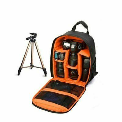 SLR Shockproof Waterproof Case Rucksack For Nikon-Canon