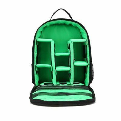 Waterproof Camera Bag Case Backpack Rucksack