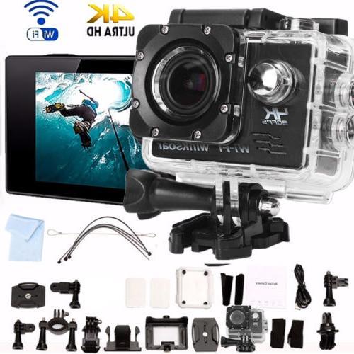 waterproof ultra 4k sj9000 wifi 1080p hd