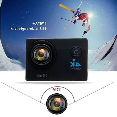 Waterproof 4K Wifi HD Camera DVR DV