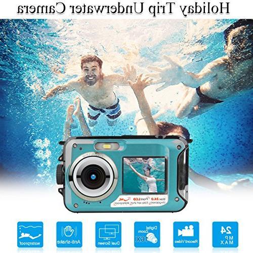 waterproof underwater