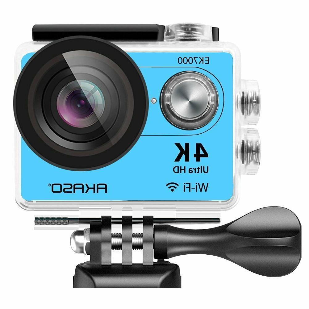AKASO EK7000 Sports Camera HD Waterproof DV Camcorder 12MP