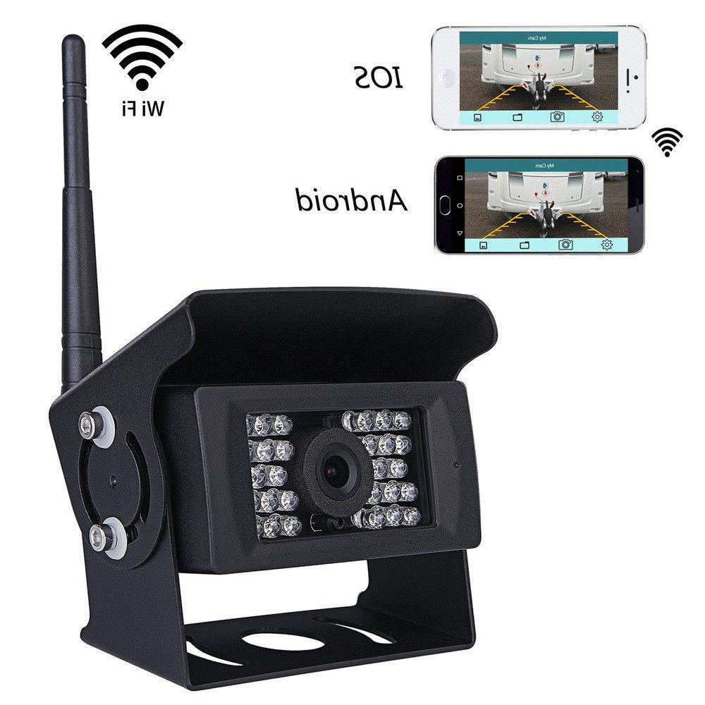 WiFi View Backup Camera LED For Android