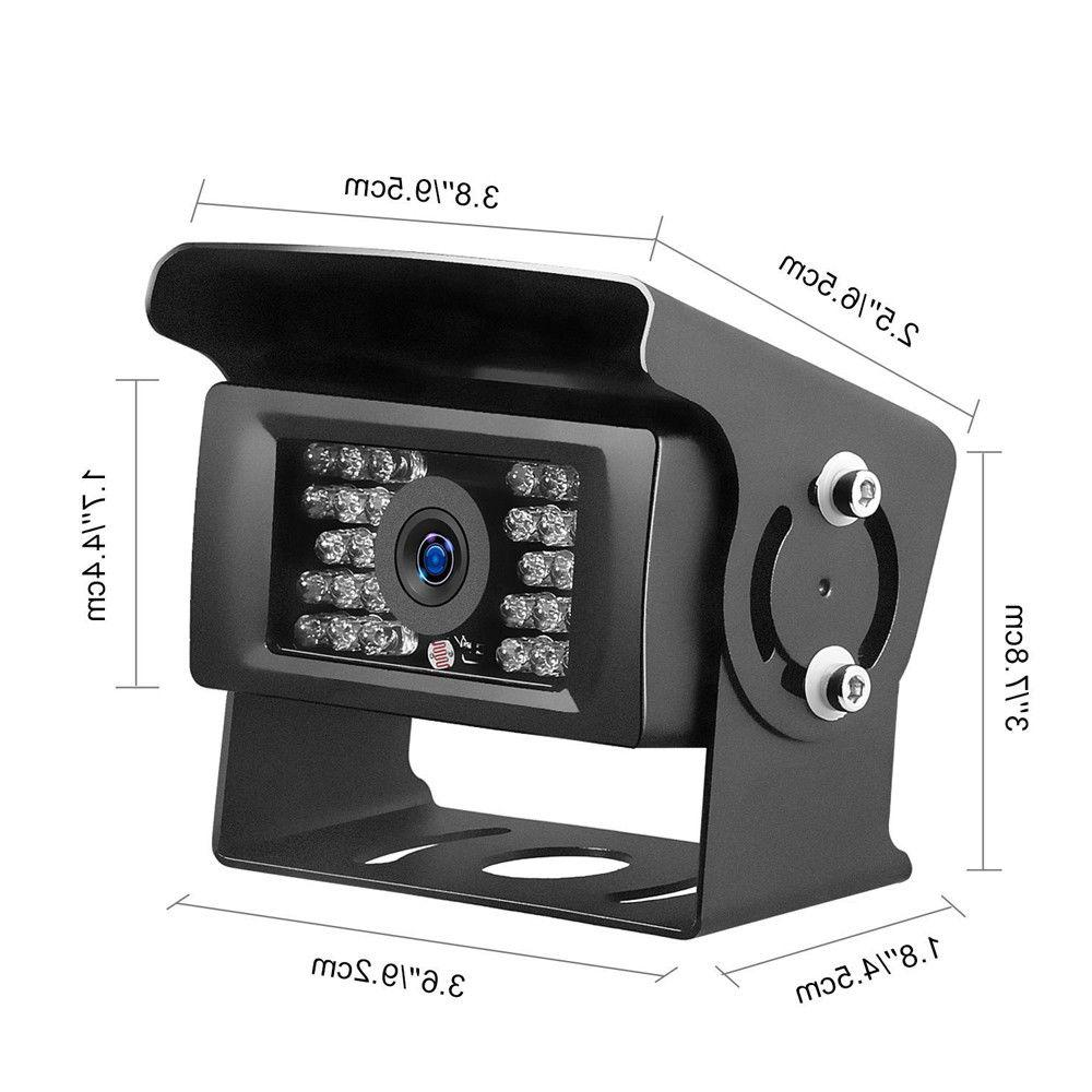 WiFi Rear View Backup 28IR LED Android