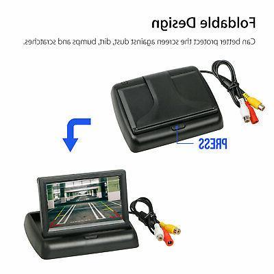 Wireless Monitor Kit Rear System