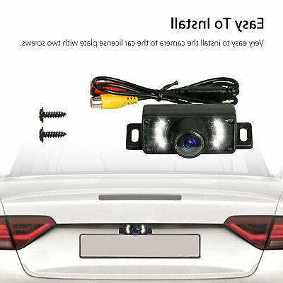 Wireless Camera Monitor Rear View System Vision